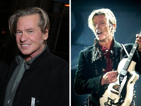 Emotional Val Kilmer appeals for 'more music' from greats following deaths of Chris Cornell, David Bowie and Prince