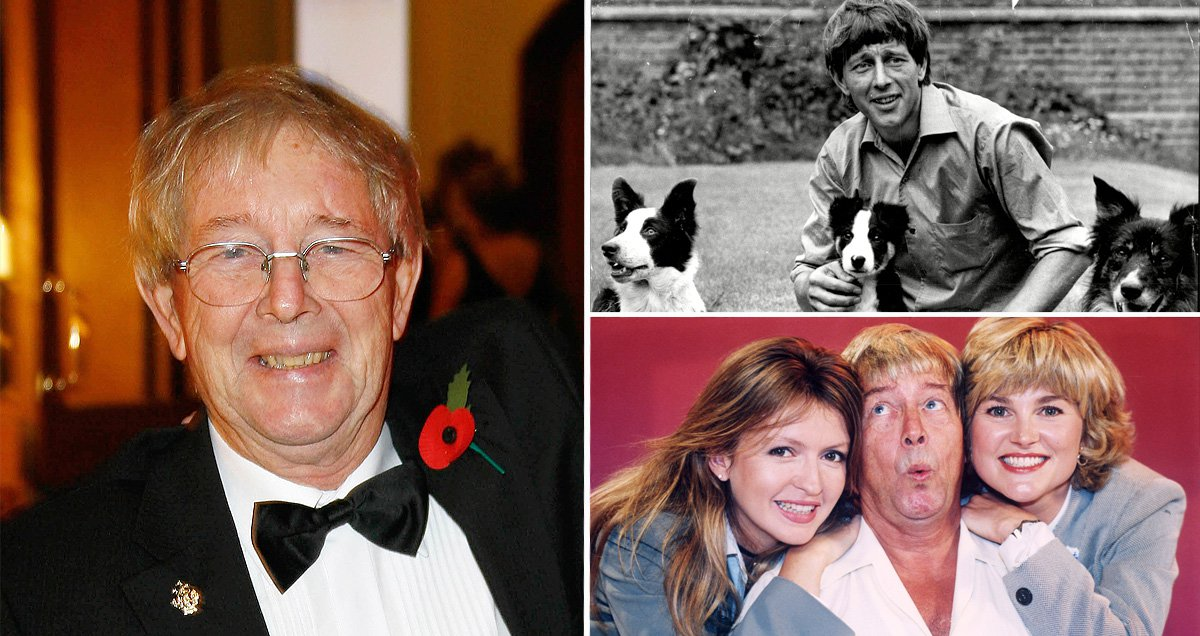 Blue Peter presenter John Noakes dies aged 83 following battle with Alzheimer's