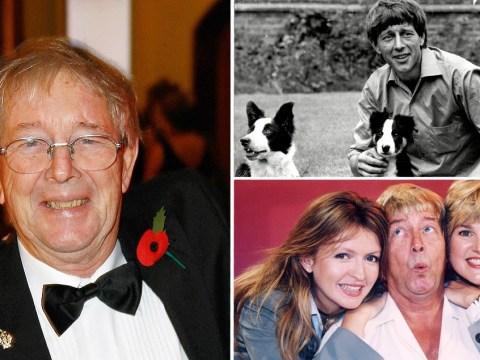 Blue Peter presenter John Noakes dies aged 83 following battle with Alzheimer's