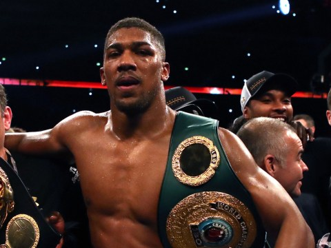 Tyson Fury claims Eddie Hearn has already booked Wembley for Anthony Joshua showdown