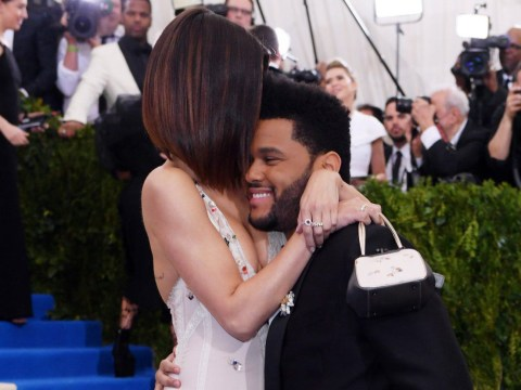 Met Gala 2017: Look how cute The Weeknd and Selena Gomez are in their red carpet debut as a couple