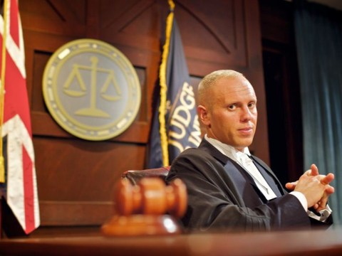 Judge Rinder is in talks to take his popular courtroom show to the US