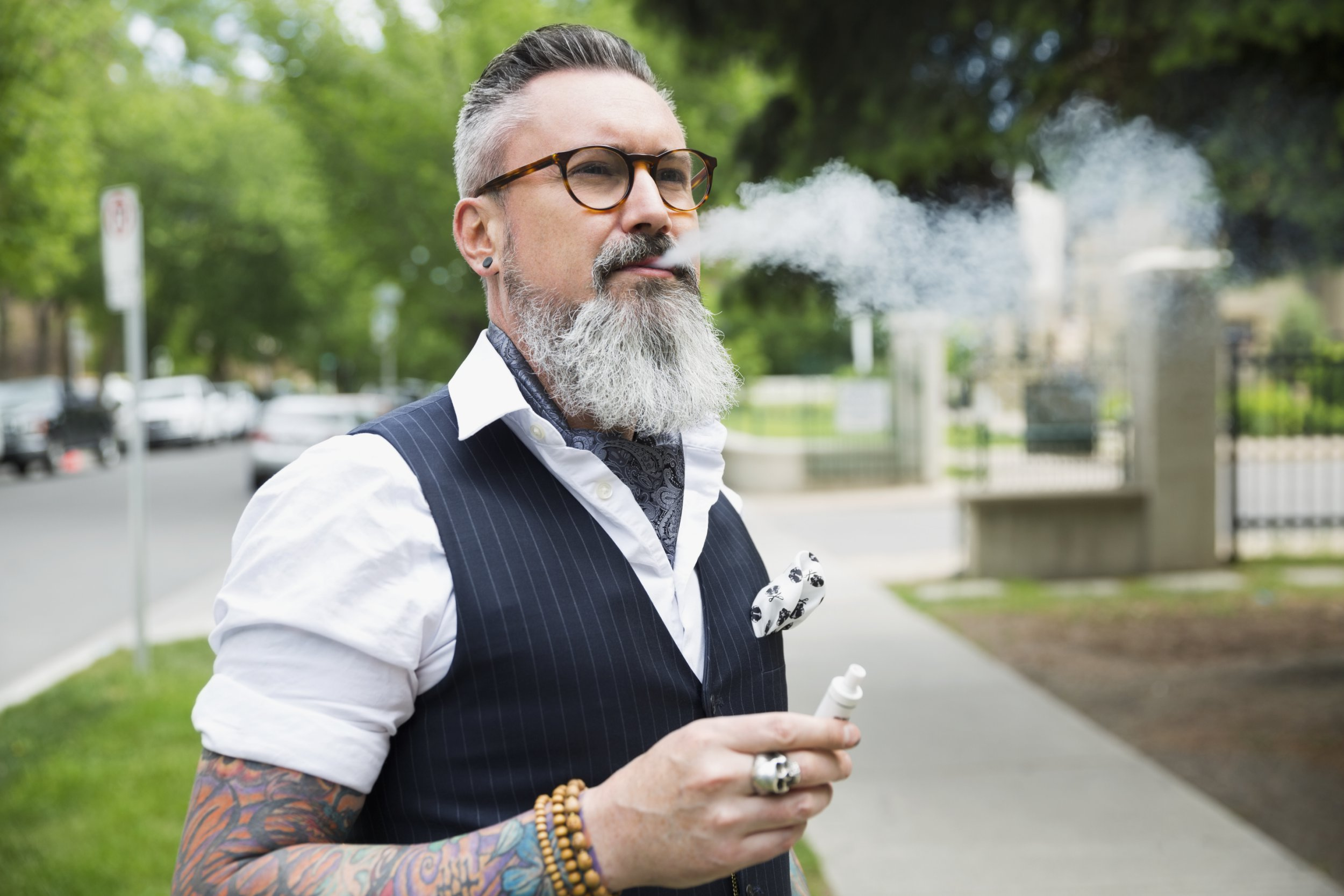 Vaping 101: How does vaping work? All the parts of an e-cigarette explained