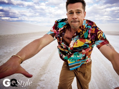 Brad Pitt admits his drinking became 'a problem' and he's now seeing a therapist (after ditching two)