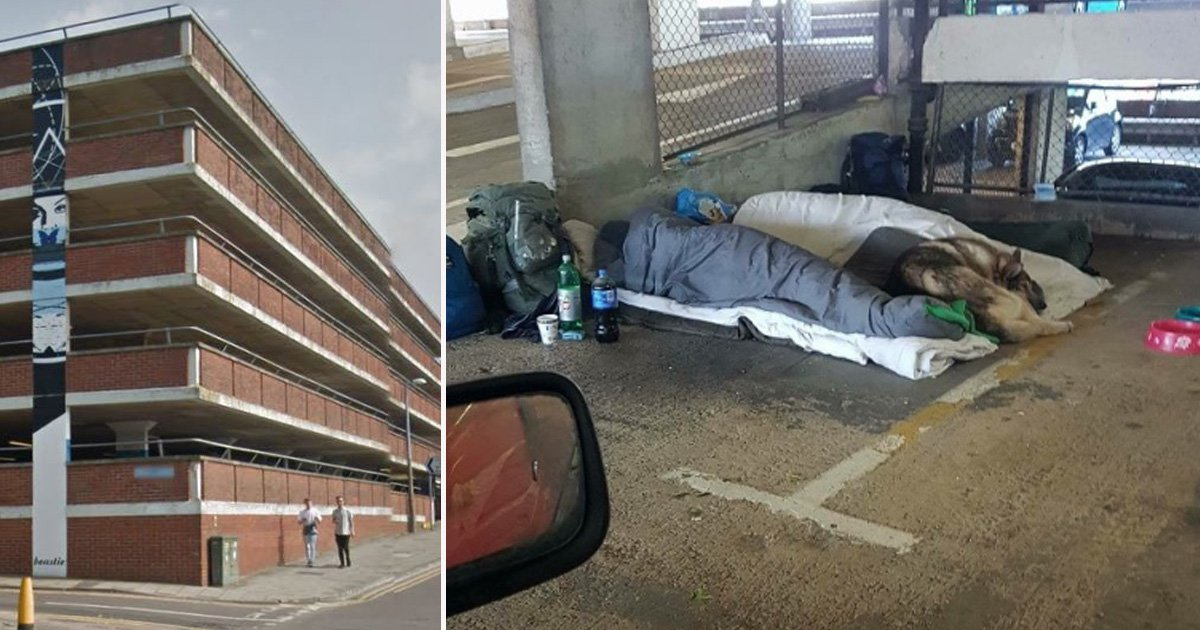 Two homeless people were mocked online so now people are showing them kindness