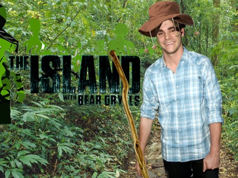 Breaking Bad actor RJ Mitte 'set to take on The Island with Bear Grylls'