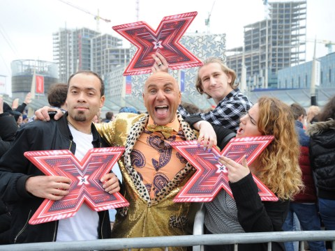 Remember Big Brother's Simon Gross? Because he's only gone and auditioned for The X Factor