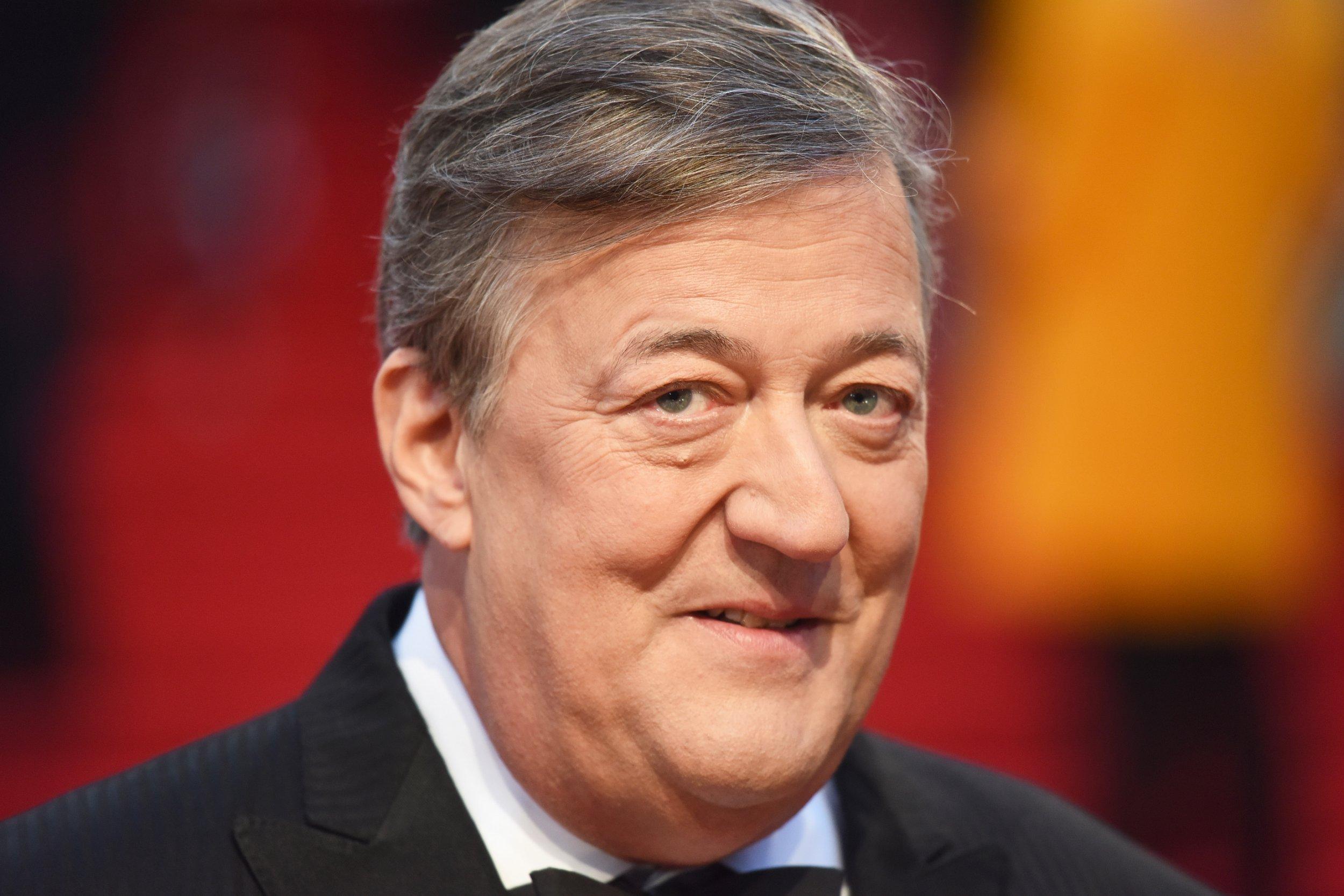 Stephen Fry faces blasphemy investigation after calling God an 'utter maniac'