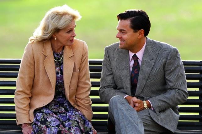 Joanna Lumley didn't enjoy snogging Leonardo DiCaprio in