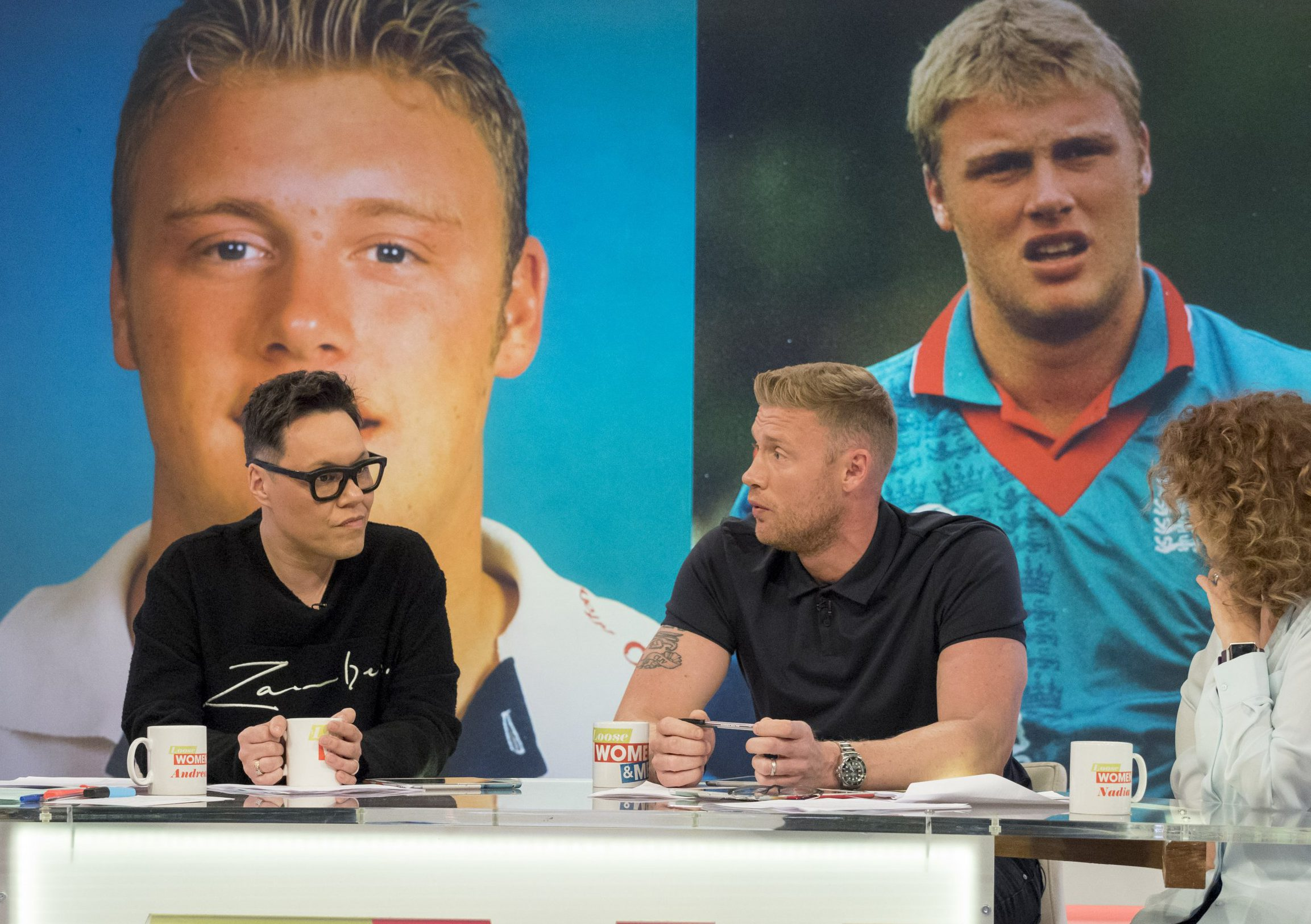 Freddie Flintoff opens up about the moment he realised he had an eating disorder