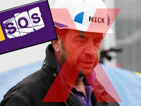 Nick Knowles is scared that DIY SOS: The Big Build could be axed as there's 'no more money available'