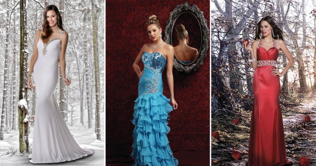 Disney Princess Prom Dress Collection Is Here Metro News