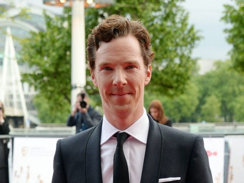 Benedict Cumberbatch once ignored Tom Holland because he thought he was just a crazy fan