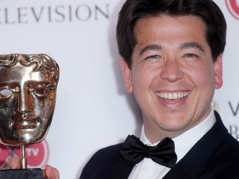 Michael McIntyre admits his children demanded a Bafta after he told them he may not win
