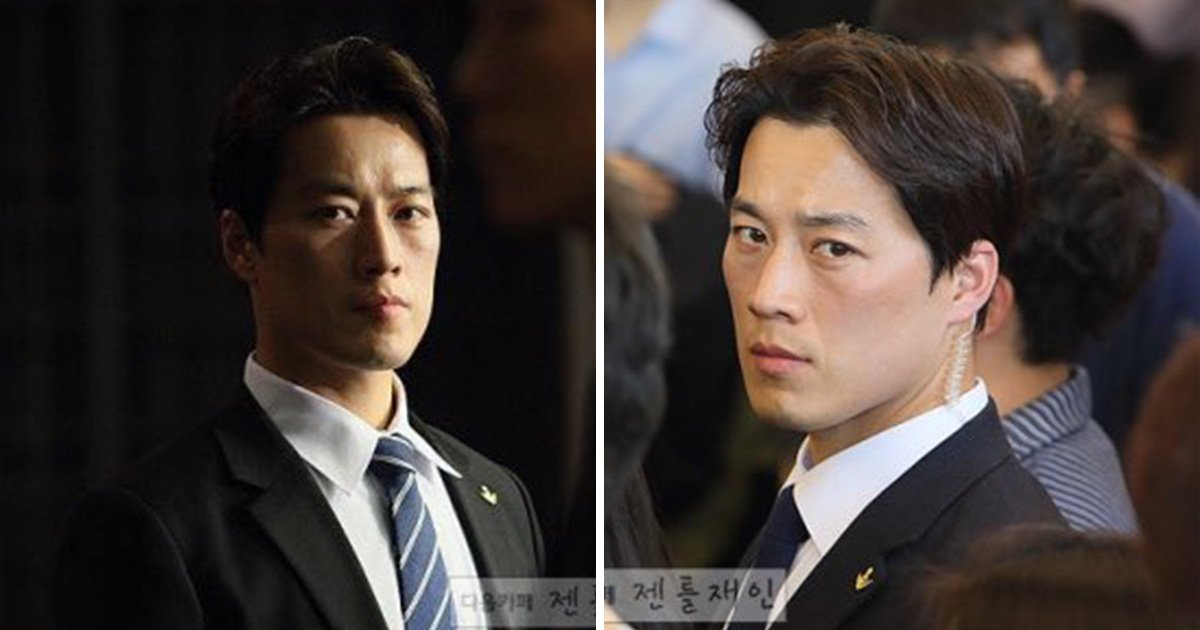 The new South Korean president's beautiful bodyguard has everyone totally distracted