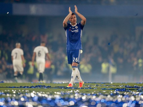Chelsea captain John Terry admits he could retire at the end of the season