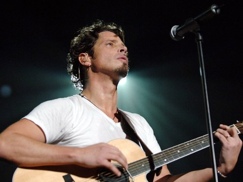 Brad Pitt set to produce Chris Cornell documentary Like A Stone