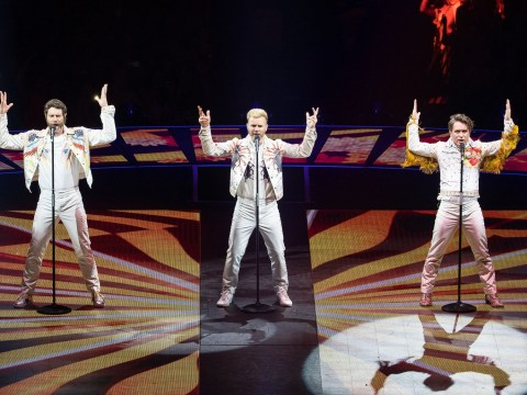 Take That vow to donate proceeds from Liverpool concert to the victims of the Manchester bombing