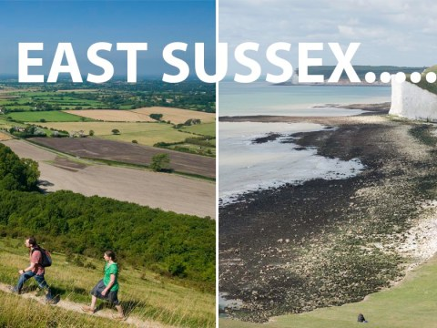 16 reasons why East Sussex is the perfect place to live if you love the coast and countryside