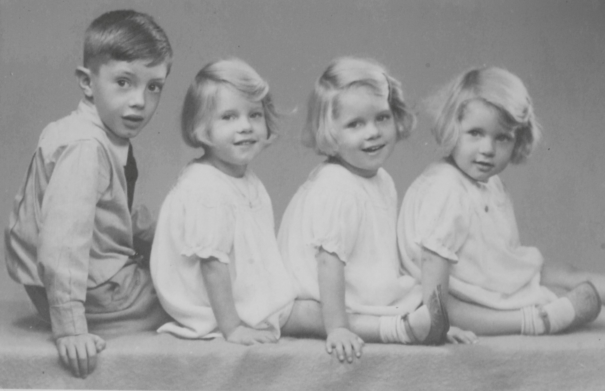 Britain's oldest surviving triplets celebrate 80th birthday
