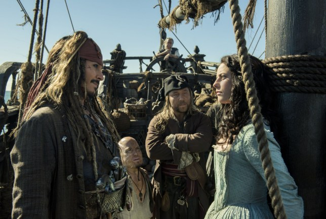 Pirates Of The Caribbean  Salazar s Revenge reviews slate film as a damp  squib 8260243b7442c