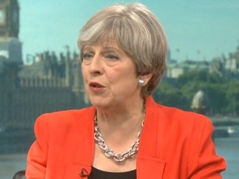 Theresa May denies 'half-baked' policy U-turn in gruelling BBC interview