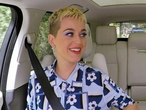 'I'm ready for that B.S. to be done': Katy Perry tells James Corden she's waiting for Taylor Swift to apologise for her 'petty shit'