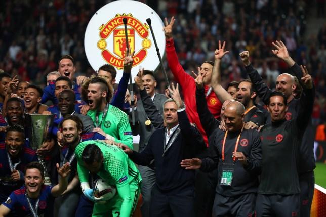 Image result for mourinho 2017