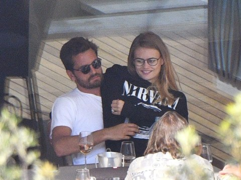 Scott Disick parties with more bikini-clad women just two days after hitting on Bella Thorne