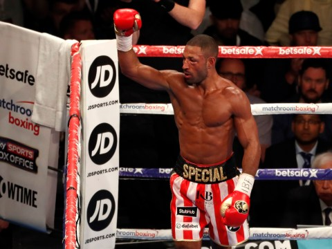 Eddie Hearn setting up Kell Brook title shot at 154 pounds against WBO champion Sadam Ali