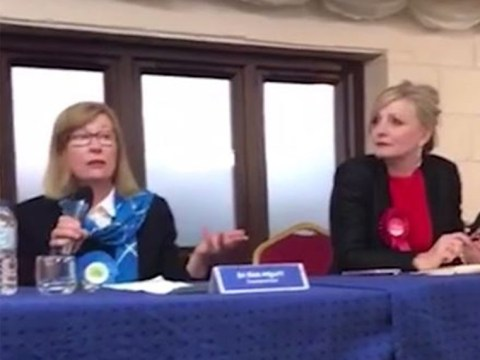 Tory candidate for Jo Cox's seat jokes 'We have not yet shot anybody'