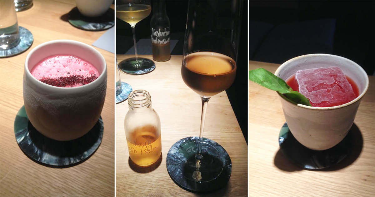 Scout: The sustainable cocktail bar that puts nothing to waste