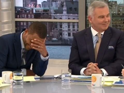 Good Morning Britain's Eamonn Holmes ribs Sean Fletcher for going on a yoga retreat