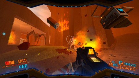 Game review: Strafe takes FPS back to the 90s | Metro News
