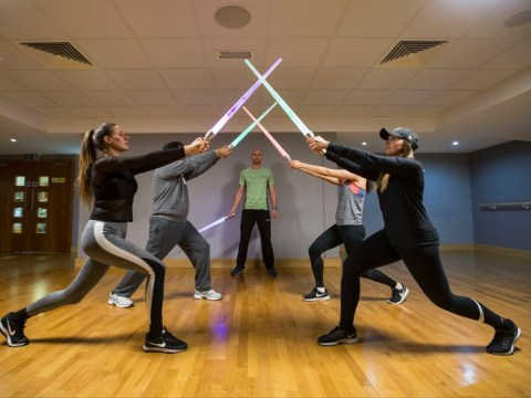 Manchester gym launches Star Wars inspired Jedi fitness class – complete with lightsabers