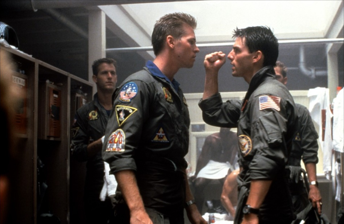 Val Kilmer wants Tom Cruise to know he's ready for Top Gun 2: 'Still got the moves! Still got it!'