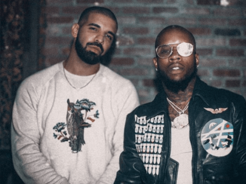 Drake and Tory Lanez have quashed their beef and now they need to get in the studio please