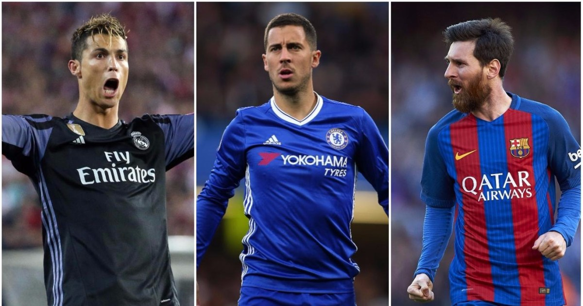 Chelsea news: Eden Hazard names three players who can ...