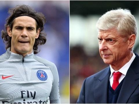 Edinson Cavani would 'welcome' Arsenal superstar Alexis Sanchez at Paris Saint-Germain