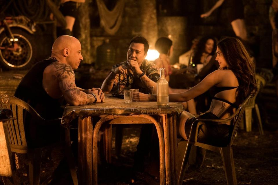 Vin Diesel is up to no good in extended preview for xXx: Return of Xander Cage