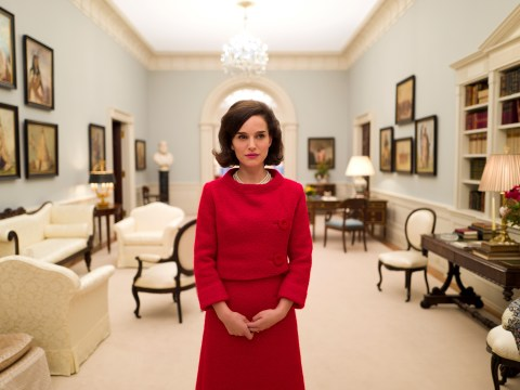 Natalie Portman reveals the challenge of playing the iconic First Lady in this world exclusive Jackie clip