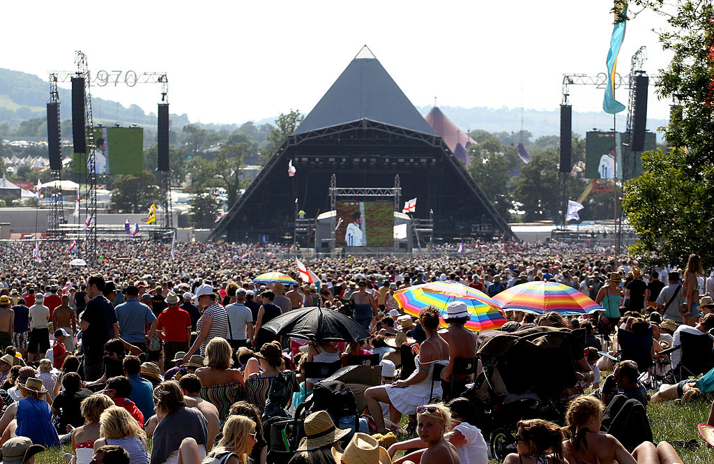 Glastonbury organisers reveal the best and worst times to arrive on site for this year's festival