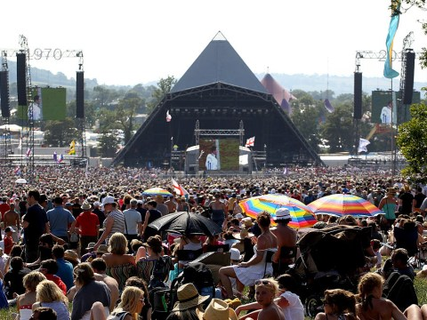 Here's the Glastonbury Festival Map to help make sure you don't miss your favourite acts