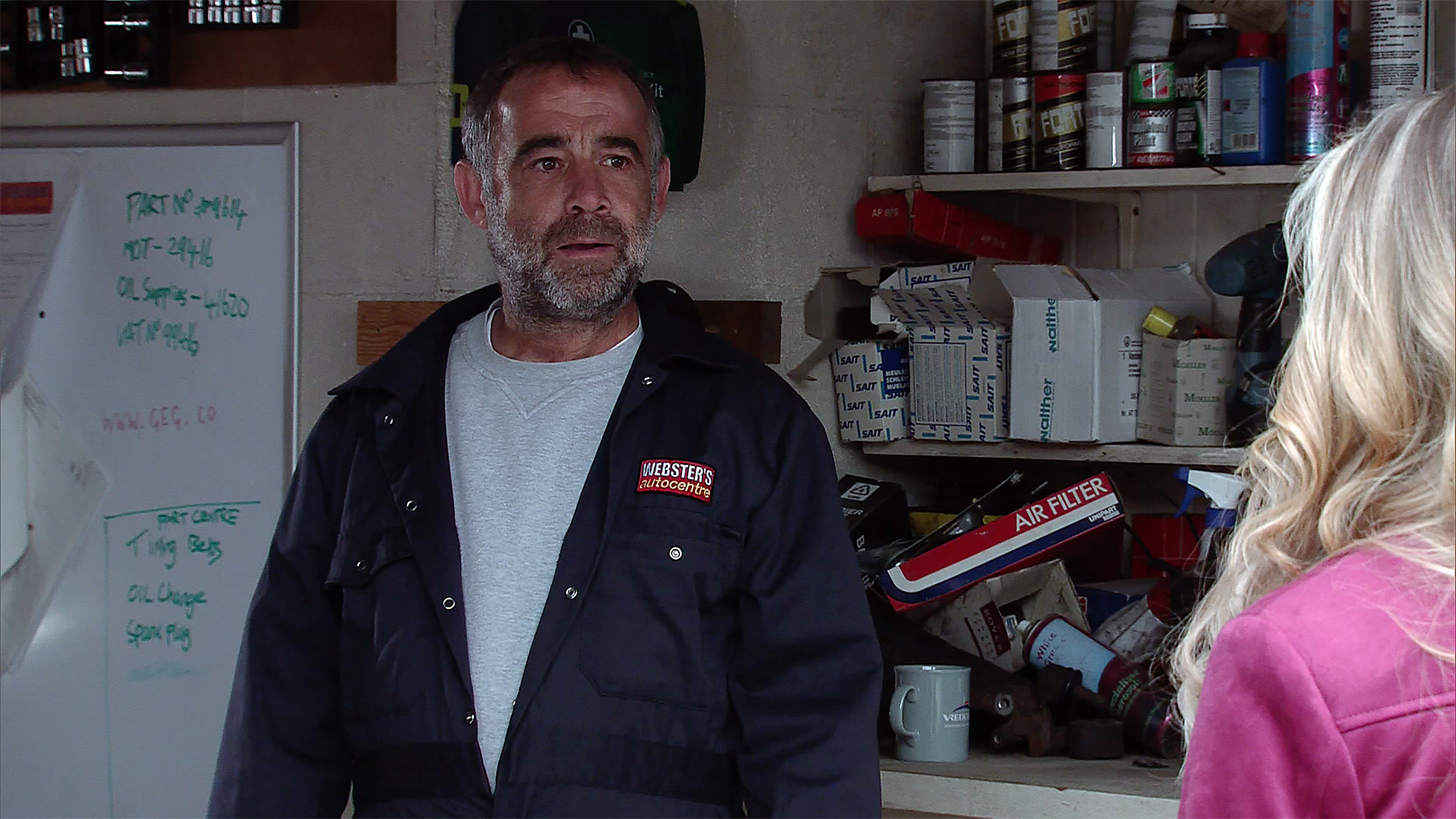 Coronation Street star Michael Le Vell 'handed new one year contract' to keep Kevin Webster in the soap