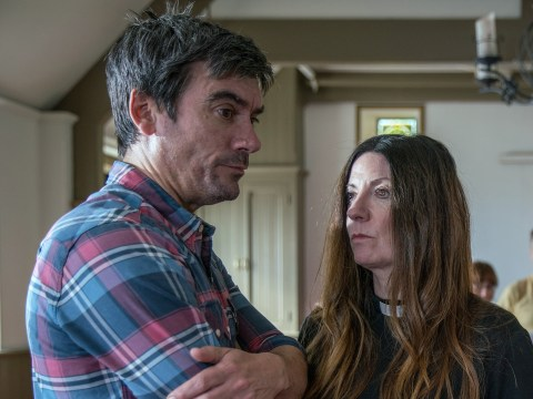 Emmerdale spoilers: Jeff Hordley and Katherine Dow Blyton reveal Cain Dingle and Harriet Finch future