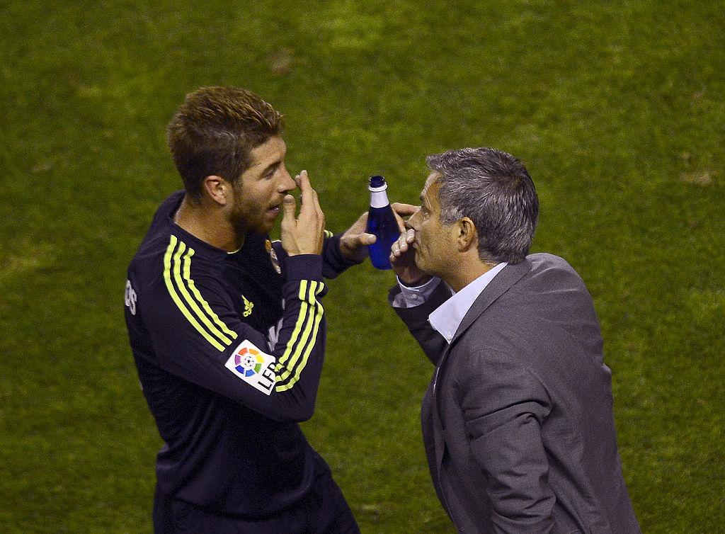 Sergio Ramos aims another dig at Jose Mourinho over Iker Casillas treatment