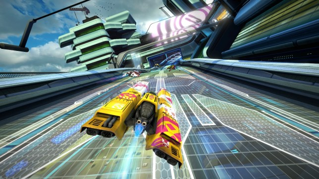 WipEout Omega Collection (PS4) - the future is back again