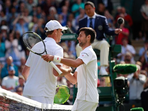 A year on from 2016 Wimbledon shock, Sam Querrey backs Novak Djokovic recovery and hails Andy Murray's home success