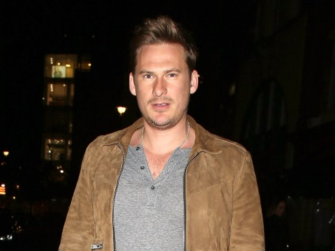 Lee Ryan 'discharged from hospital' after being hospitalised with quinsy