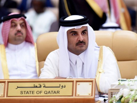 Qatar cut off by almost all neighbouring countries